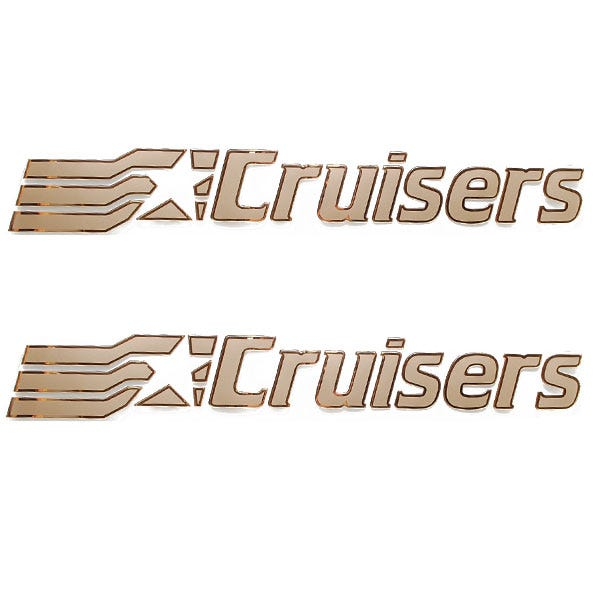 Graphics - Cruisers Yacht Decals