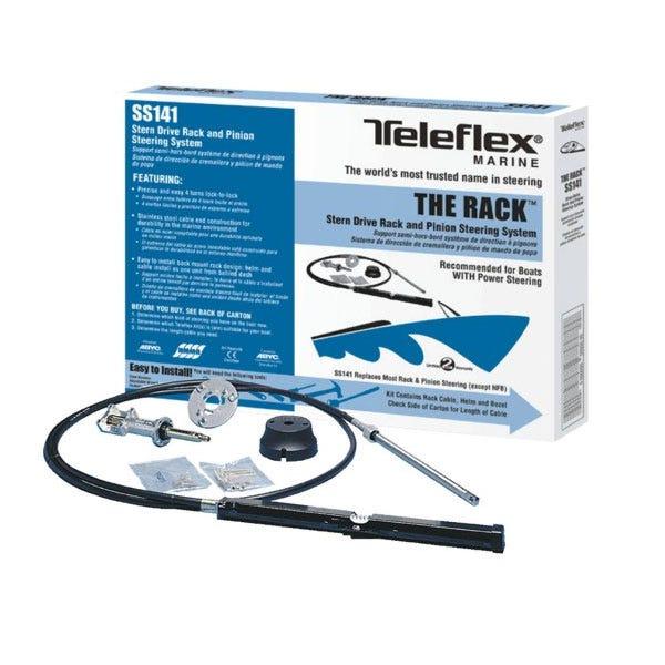 Teleflex SeaStar Rack and Pinion Steering System