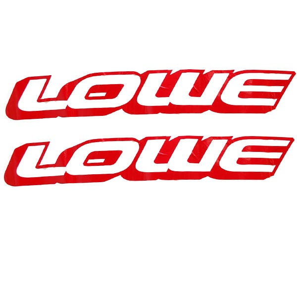 Graphics - Lowe Decals