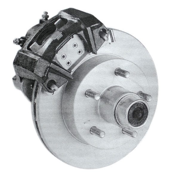 Trailer Brakes, Hubs and Axles