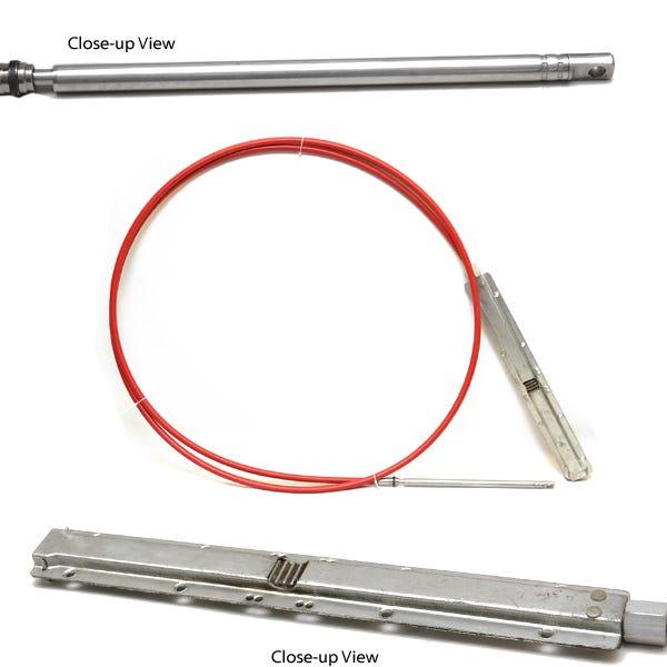 Teleflex Morse Command 200 Rack and Pinion