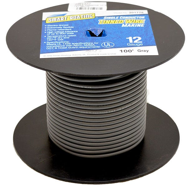 8 AWG and Lighter Bulk Wire