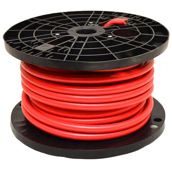 6 AWG and Heavier Bulk Wire