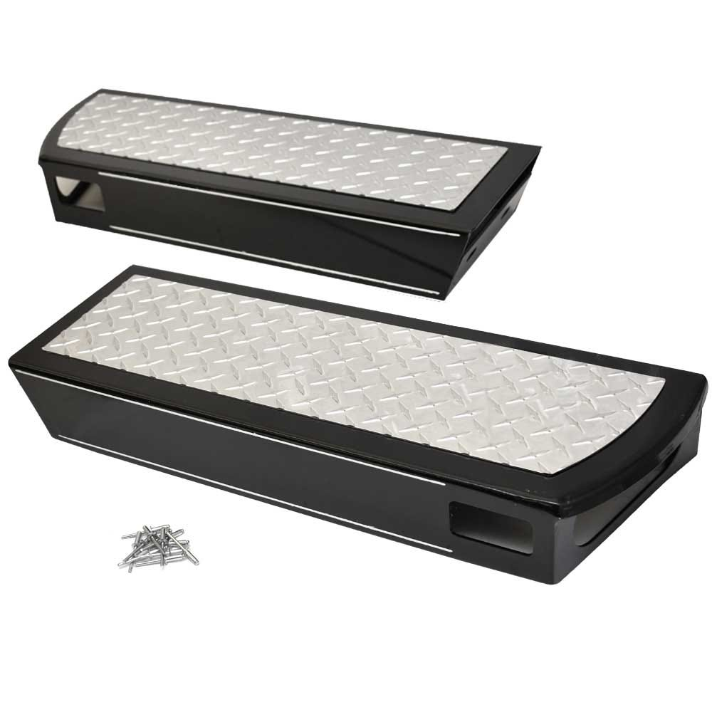 Boat Trailer Steps & Step Plates | Great Lakes Skipper