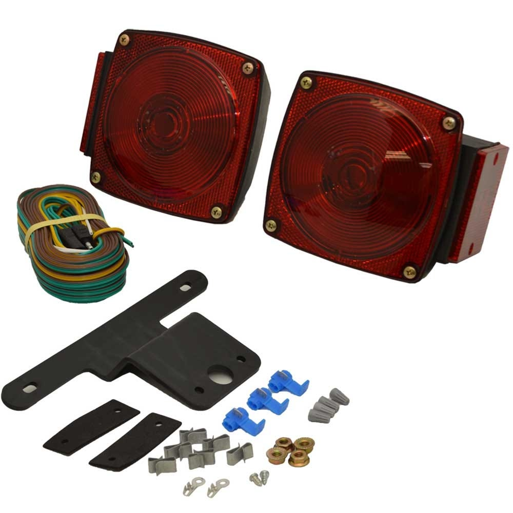 Trailers Lights, Reflectors and Trailer Wiring