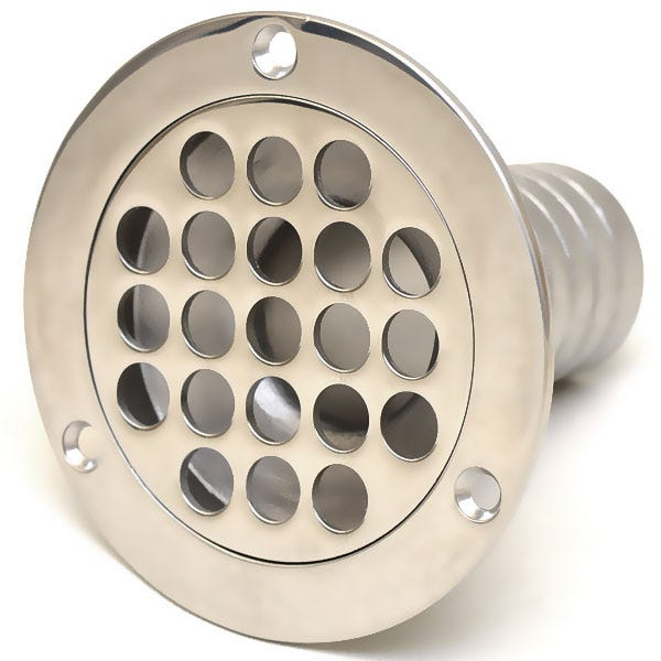 90 Degree Low Profile Shower Drain.Boat Floor Drains Drain Covers Fittings Connectors Great Lakes
