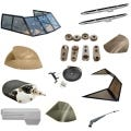 Windshields and Parts (Glass)