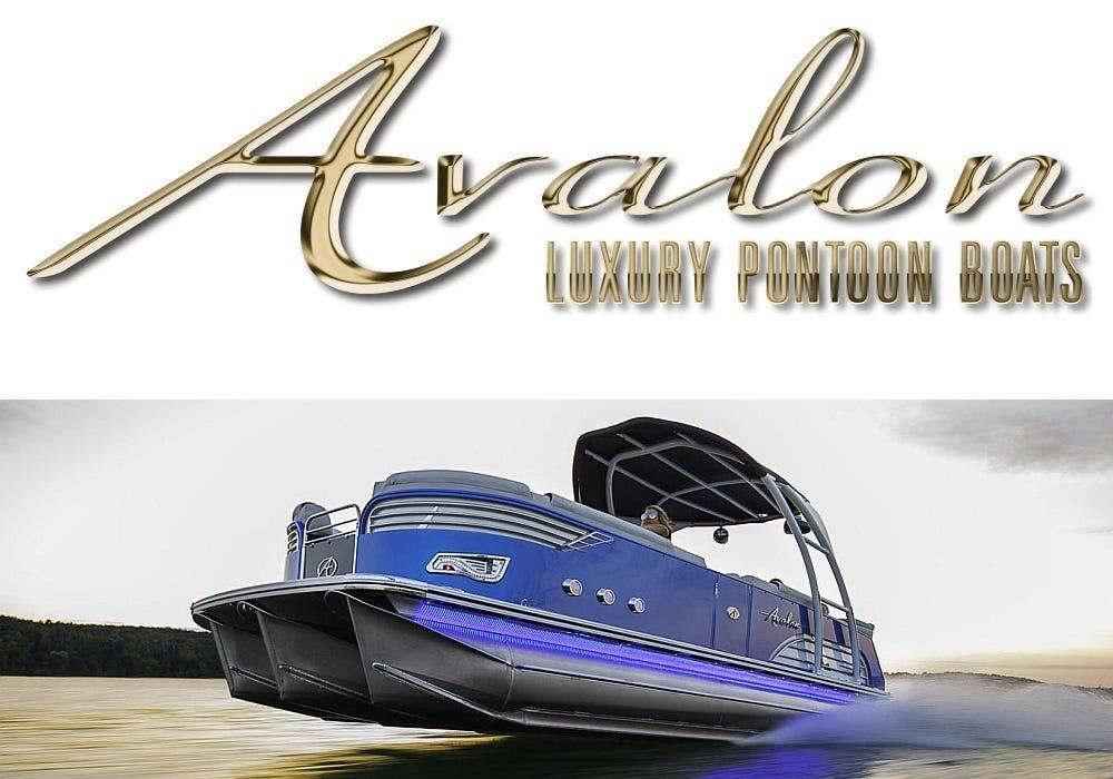 Avalon Pontoon Boats