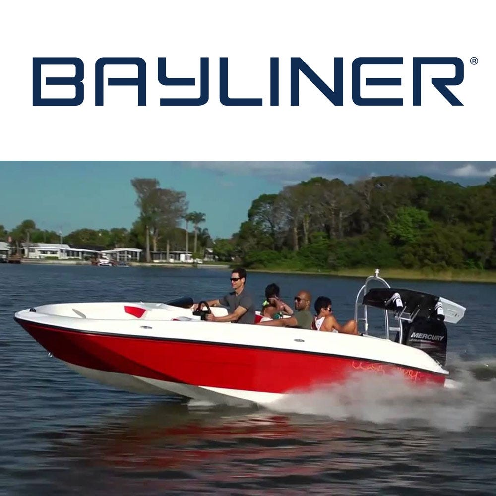 Bayliner Boat Parts Accessories Replacement Wiring Diagrams Of 1998 Hurricane Boats