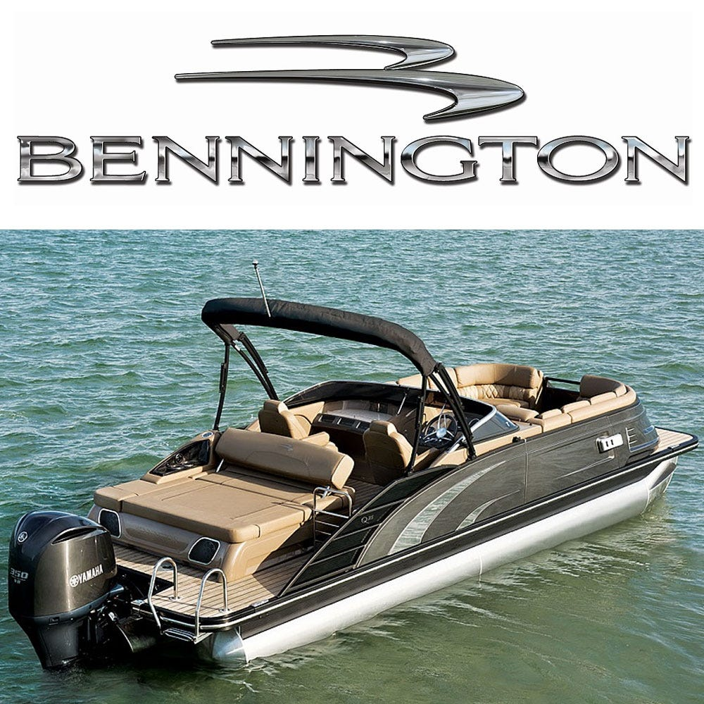 original bennington pontoon boat parts