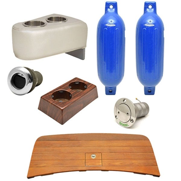 Deck and Docking Parts