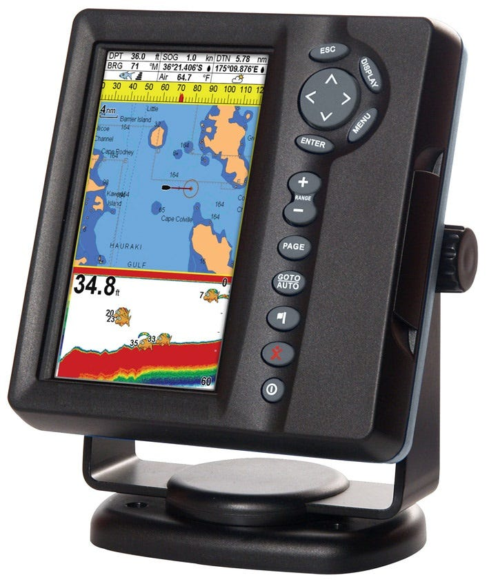 Boat Gauges and Electronics