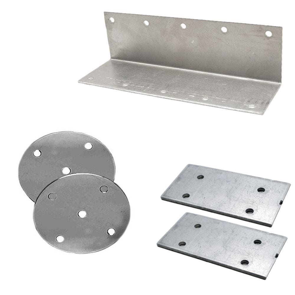 Backing and Support Plates