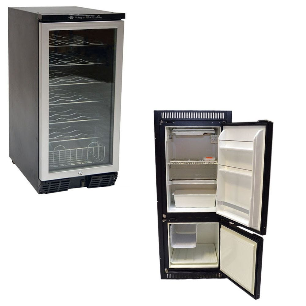 Refrigeration, Ice Makers and Coolers