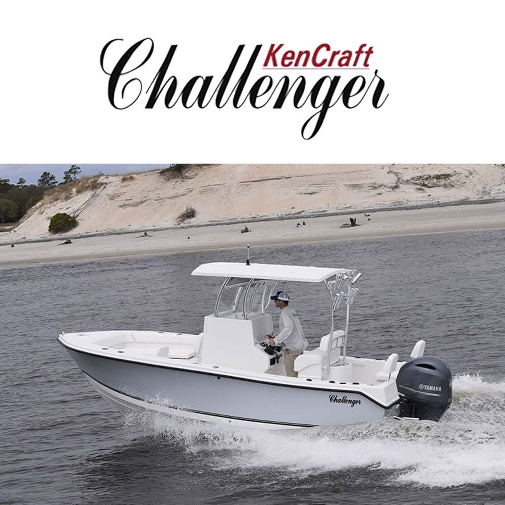 Challenger Boats