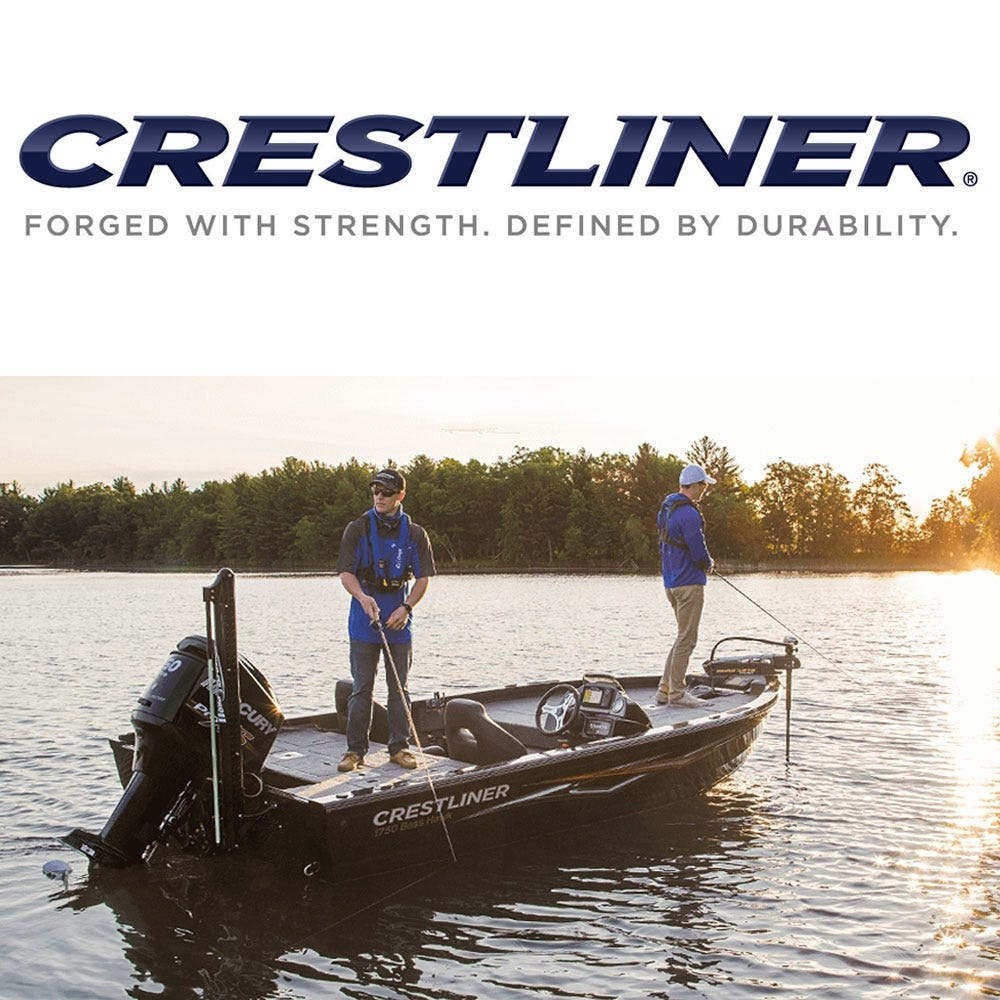Original Crestliner Boat Parts and Accessories Online