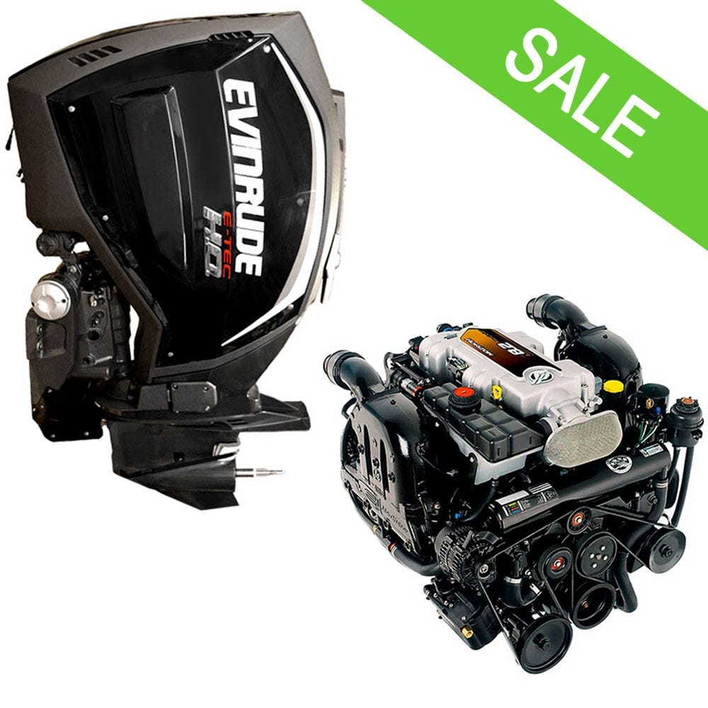 Boat Engine Sale Outboard Amp Inboard Boat Motors Great