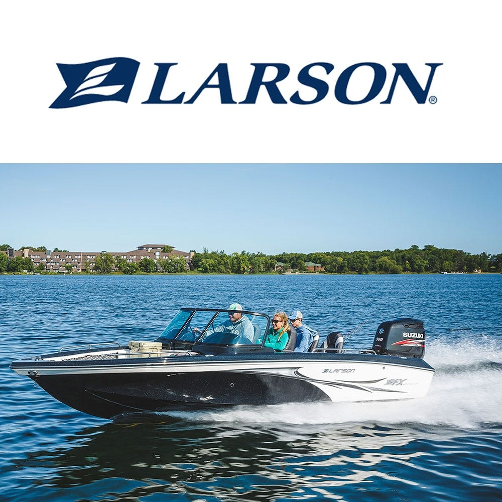 Larson Boat Wiring Diagram - WIRE Center •
