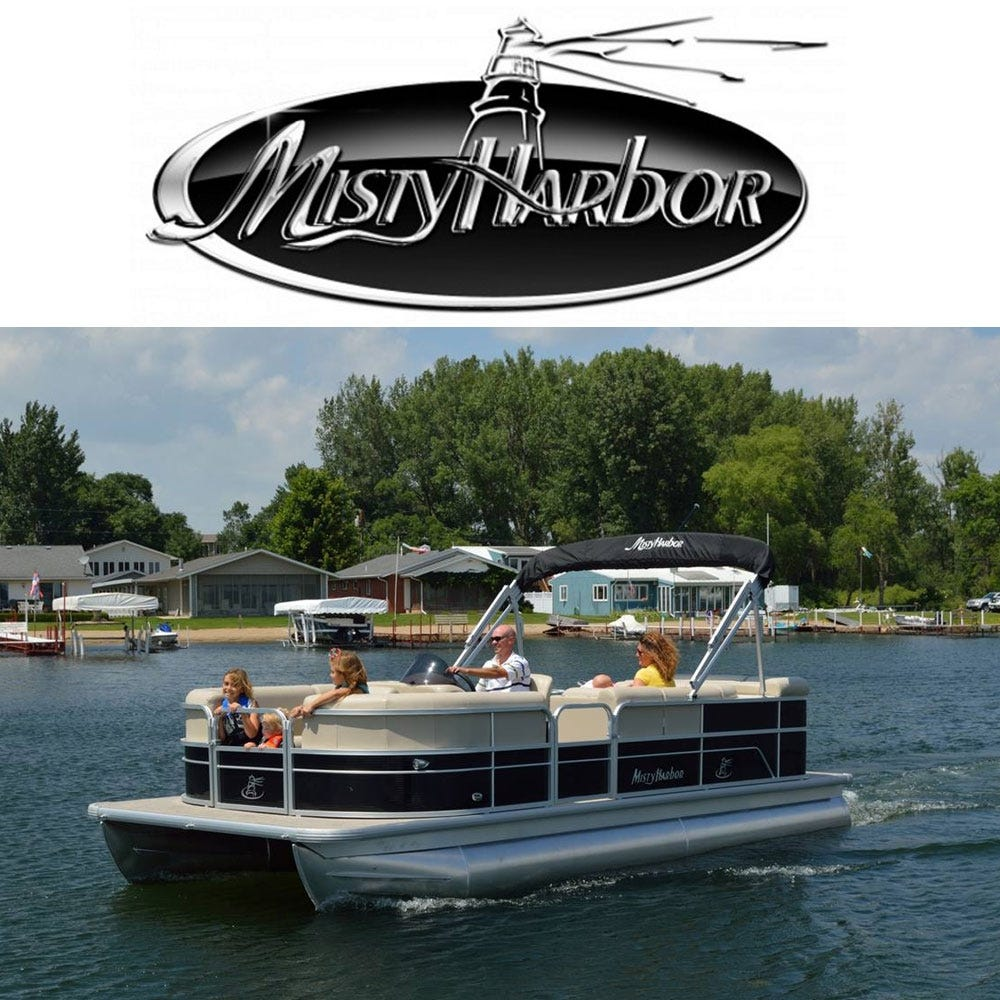 Original Misty Harbor Pontoon Boat Parts and Accessories Online ...