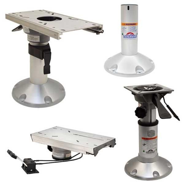 Pedestals and Parts