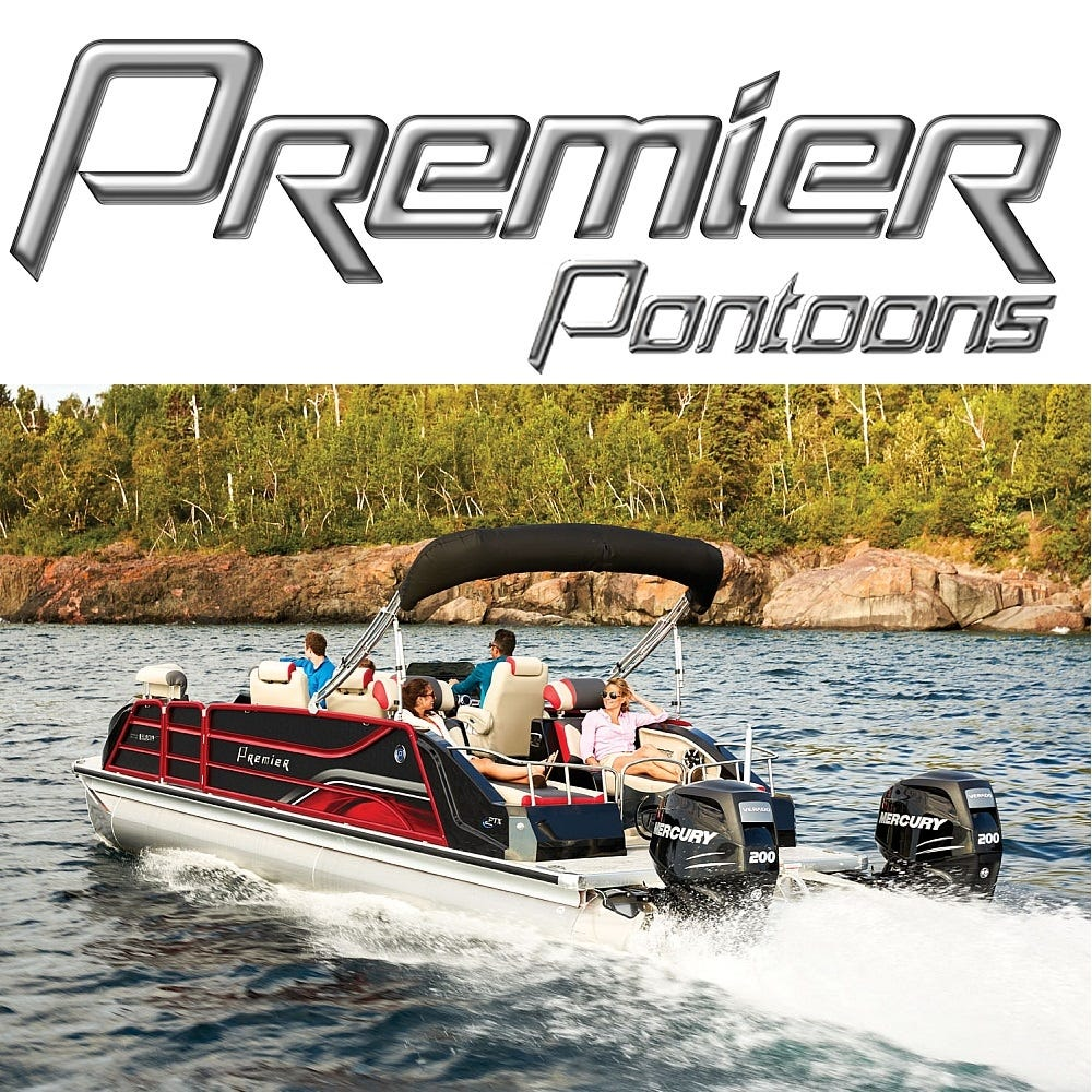 Premier Pontoon Boats