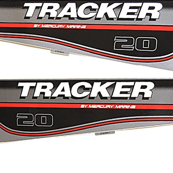 Graphics - Tracker Decals