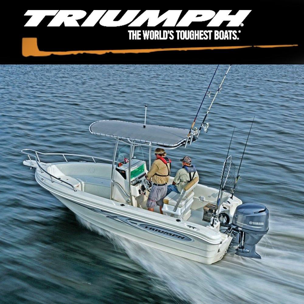 Original Triumph Boat Parts and Accessories Online Catalog