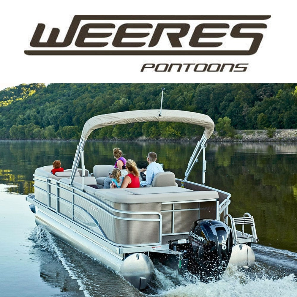 Boat Parts And Supplies : Original weeres pontoons boat parts and accessories online