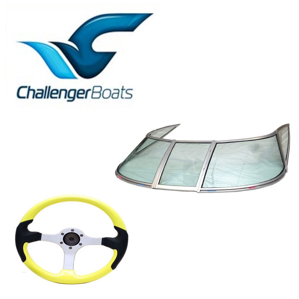 OEM Boat Parts OEM Replacement Boat Parts Great Lakes Skipper - Baja boat decals   easy removal