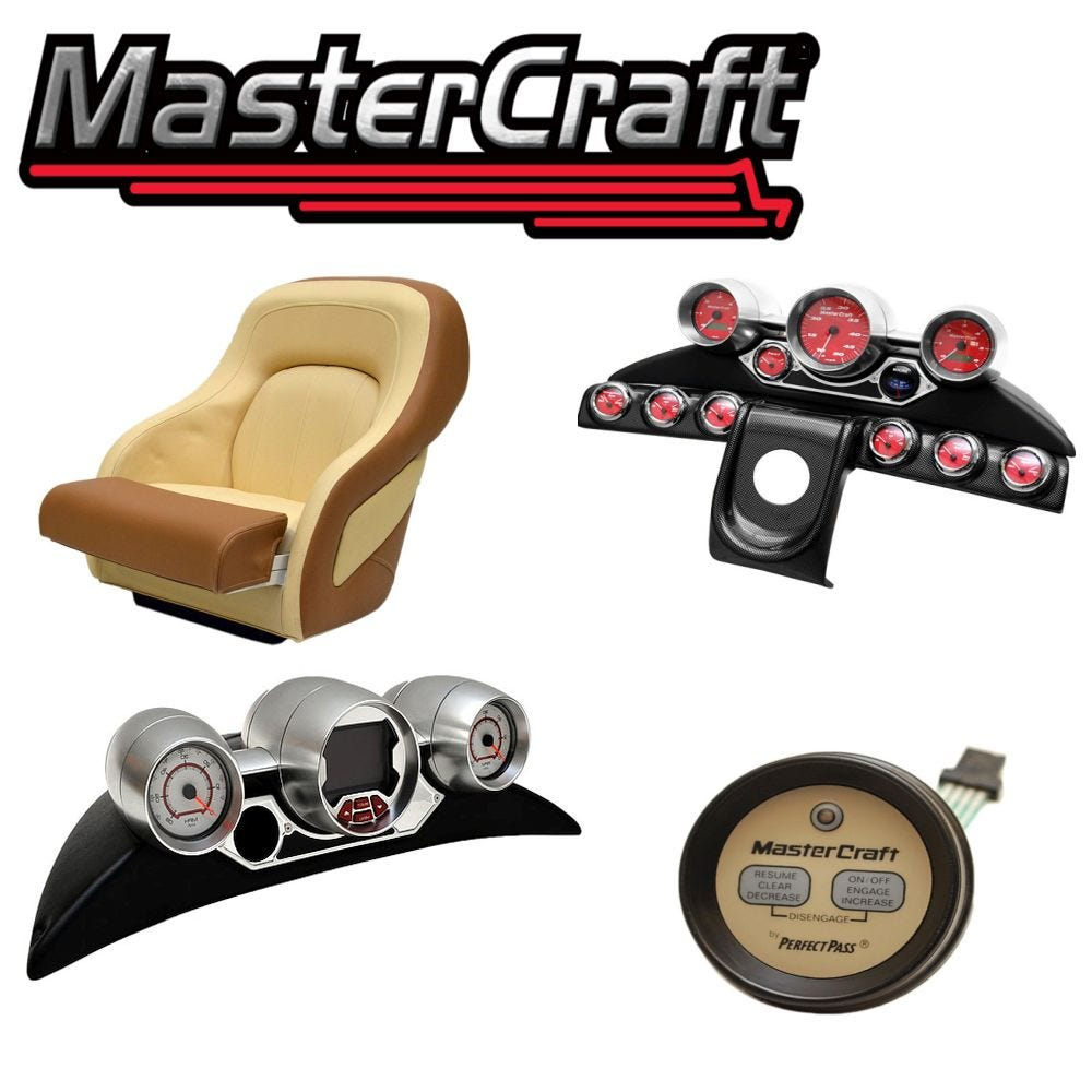 Boat Parts And Supplies : Oem mastercraft boat parts accessories