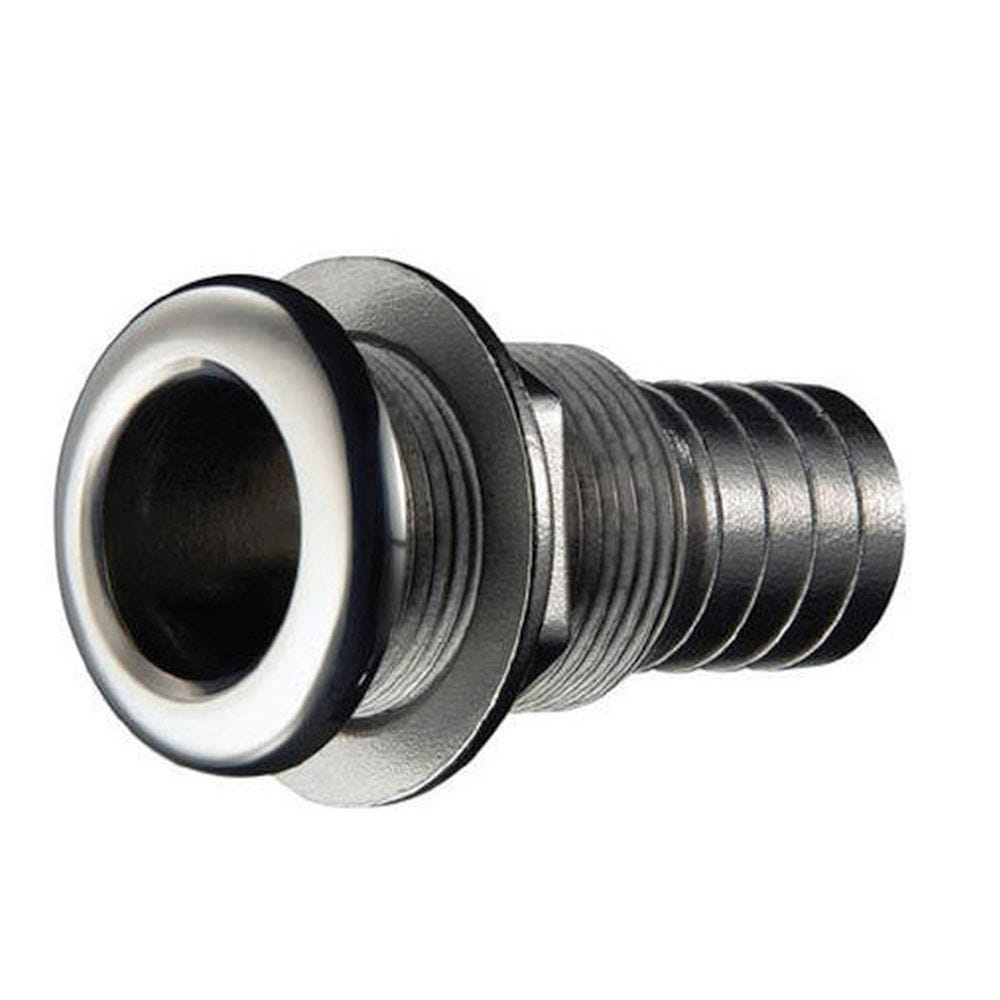 Stainless steel thru hulls and fittings boat parts