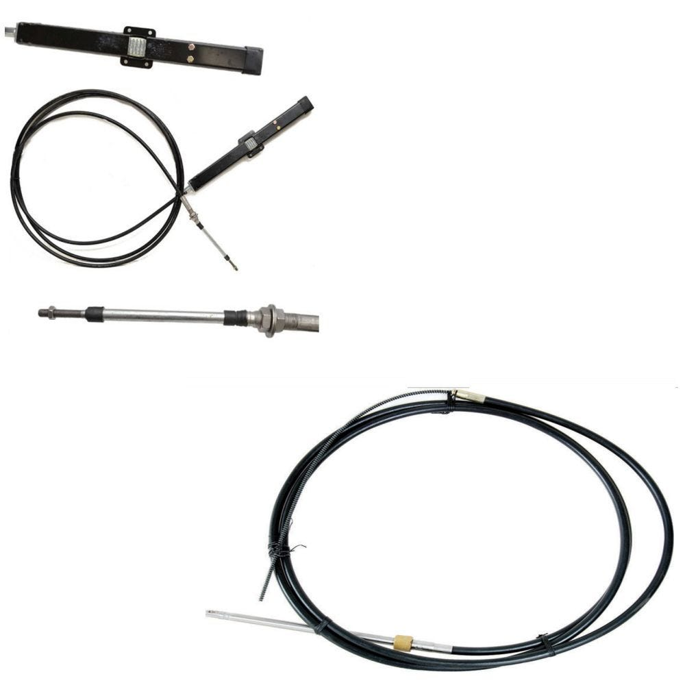 Boat Steering Cables And Parts Great Lakes Skipper