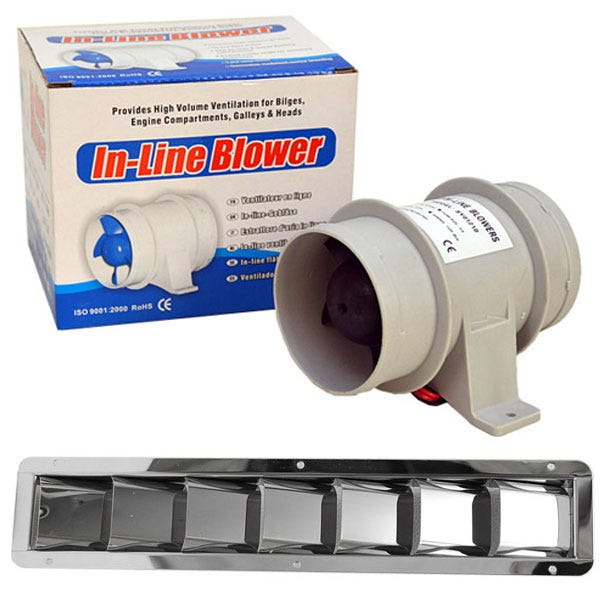 Vents and Blowers