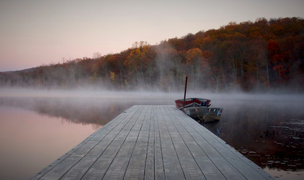 Fall into Late-Season Boating