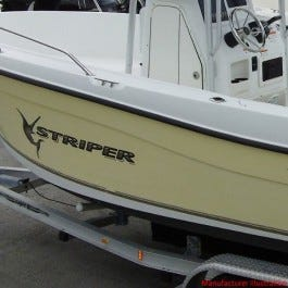 Applying Boat Decals and Graphics