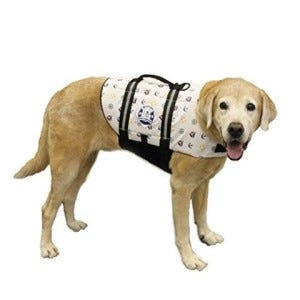 Paws Aboard dog life jacket for dogs 50-90 lbs, GLS #1063454