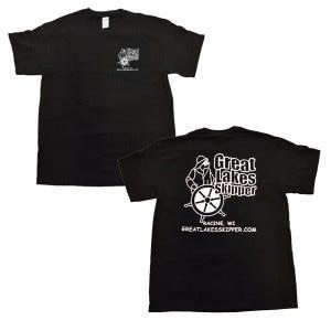 Great Lakes Skipper T-shirts, sizes S-2XL