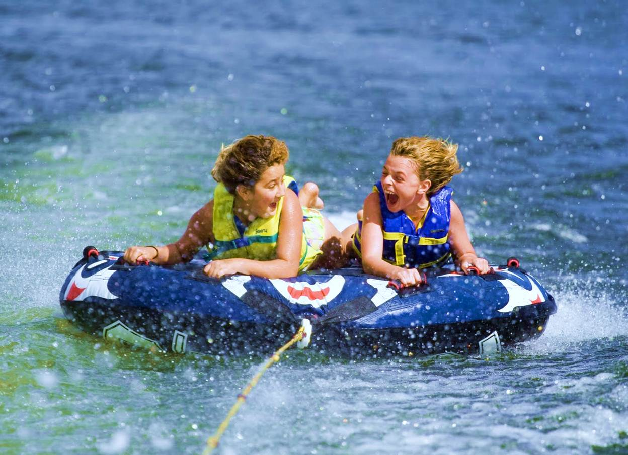 Tubing Without Tears