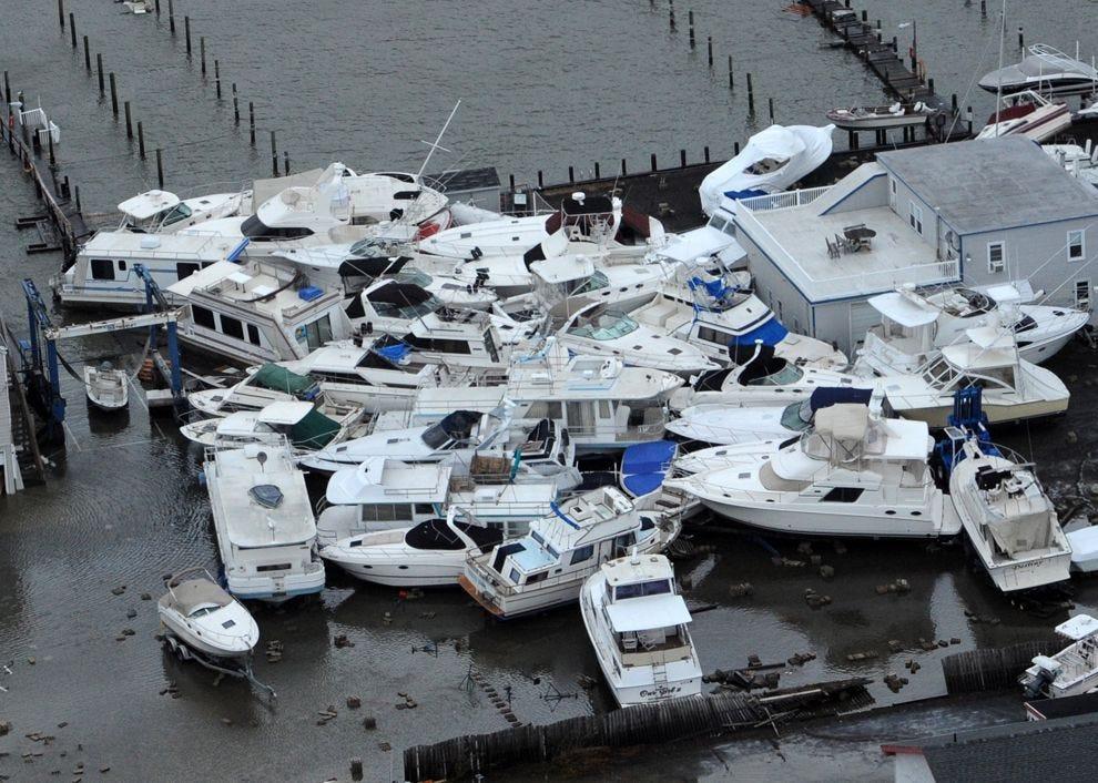 After a Hurricane