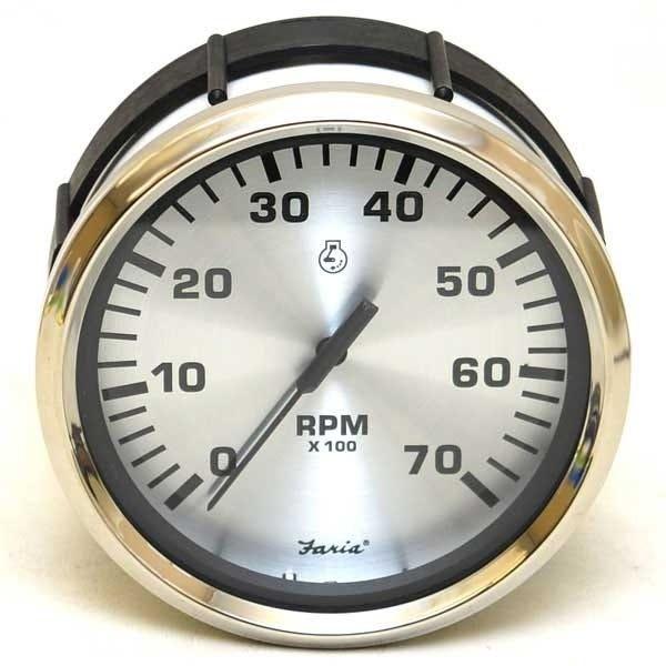 OEM and aftermarket boat gauges