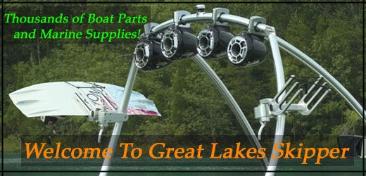 Thousands of hard to find boat parts and marine supplies available from Great Lakes Skipper.
