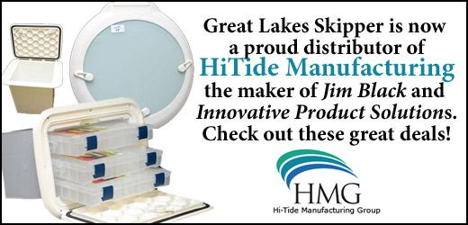 Great Lakes Skipper is now a proud distributor of HiTide Manufacturing.