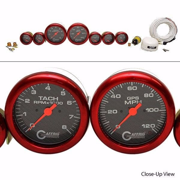 How to replace and repair boat gauges