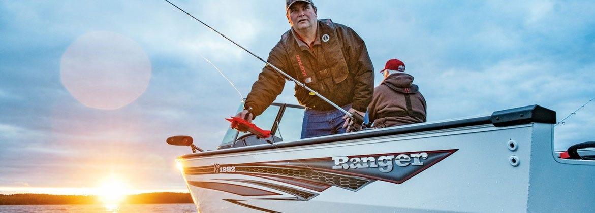 Ranger Aluminum Fishing Boat Ranger Decals