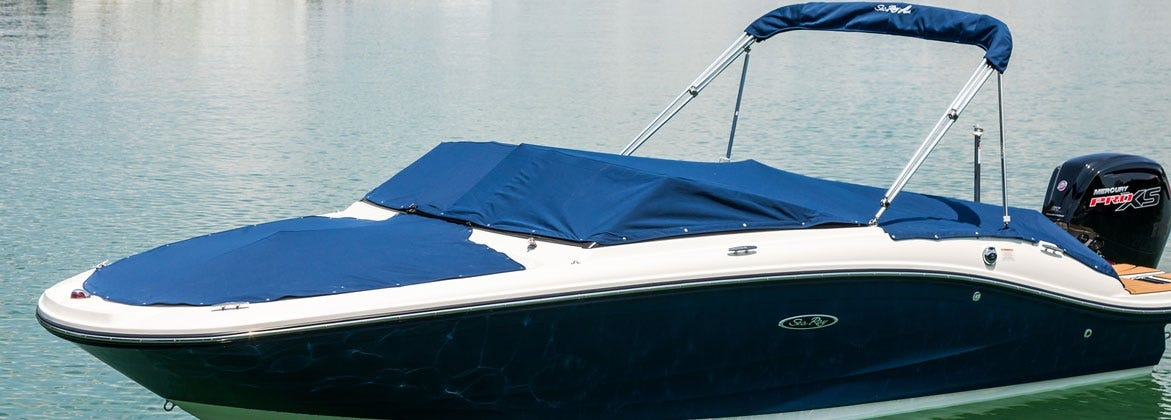 Mooring Boat Cover