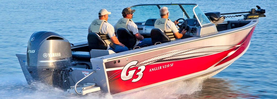 Buy G3 boats and boat parts on sale