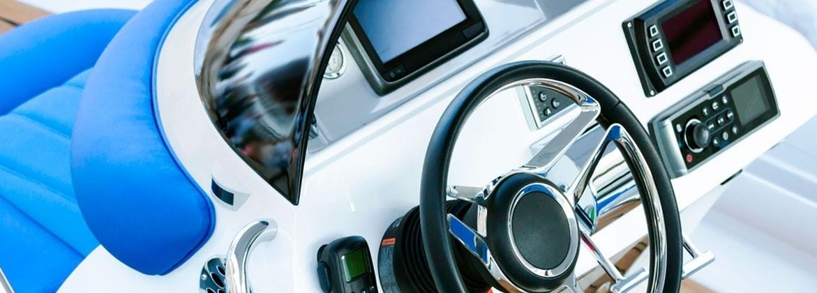 Buy boat gauges and boat parts on sale