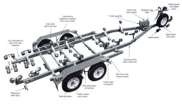 trailer repair diagrams