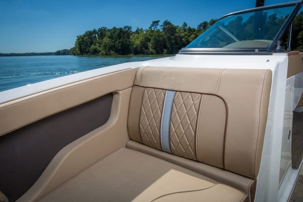 New Boat Upholstery and Flooring Products