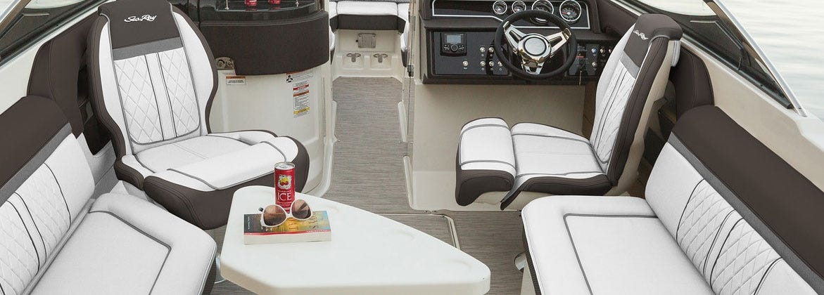 Shop boat seats and pedestals at the lowest prices